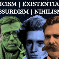 Lovecraftian Cosmicism – Existentialism, Absurdism and Nihilism